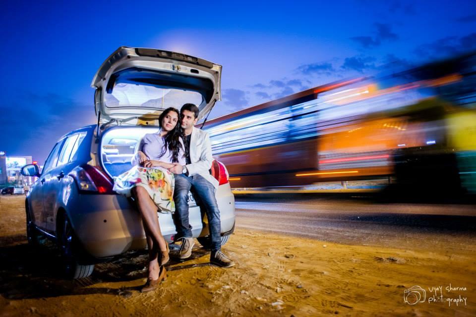 A Simple Yet Beautiful Shot by Vijay Sharma Wedding-photography | Weddings Photos & Ideas