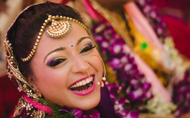 Gold Mang Tikka by Amish Photography Wedding-photography | Weddings Photos & Ideas