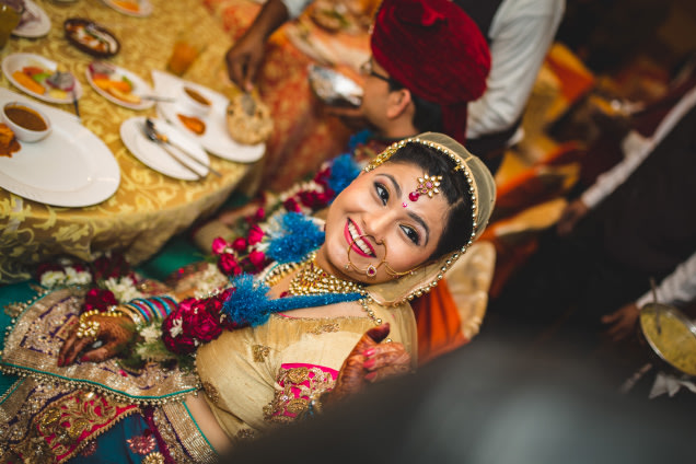 Dignified Bridal Shot by Amish Photography Wedding-photography | Weddings Photos & Ideas