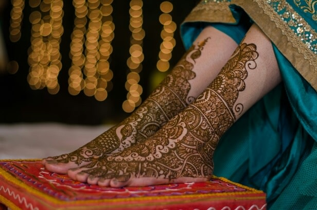 Bridal Mehendi Design by Amish Photography Wedding-photography | Weddings Photos & Ideas
