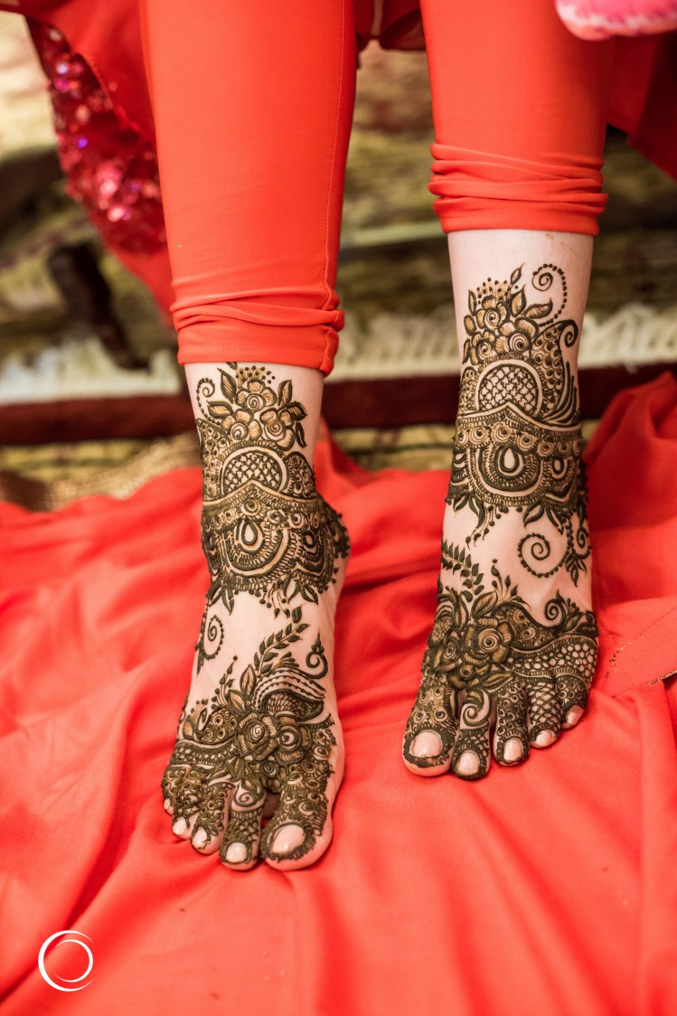 Floral Intricate Mehendi Design For Your Wedding by Amish Photography Wedding-photography | Weddings Photos & Ideas