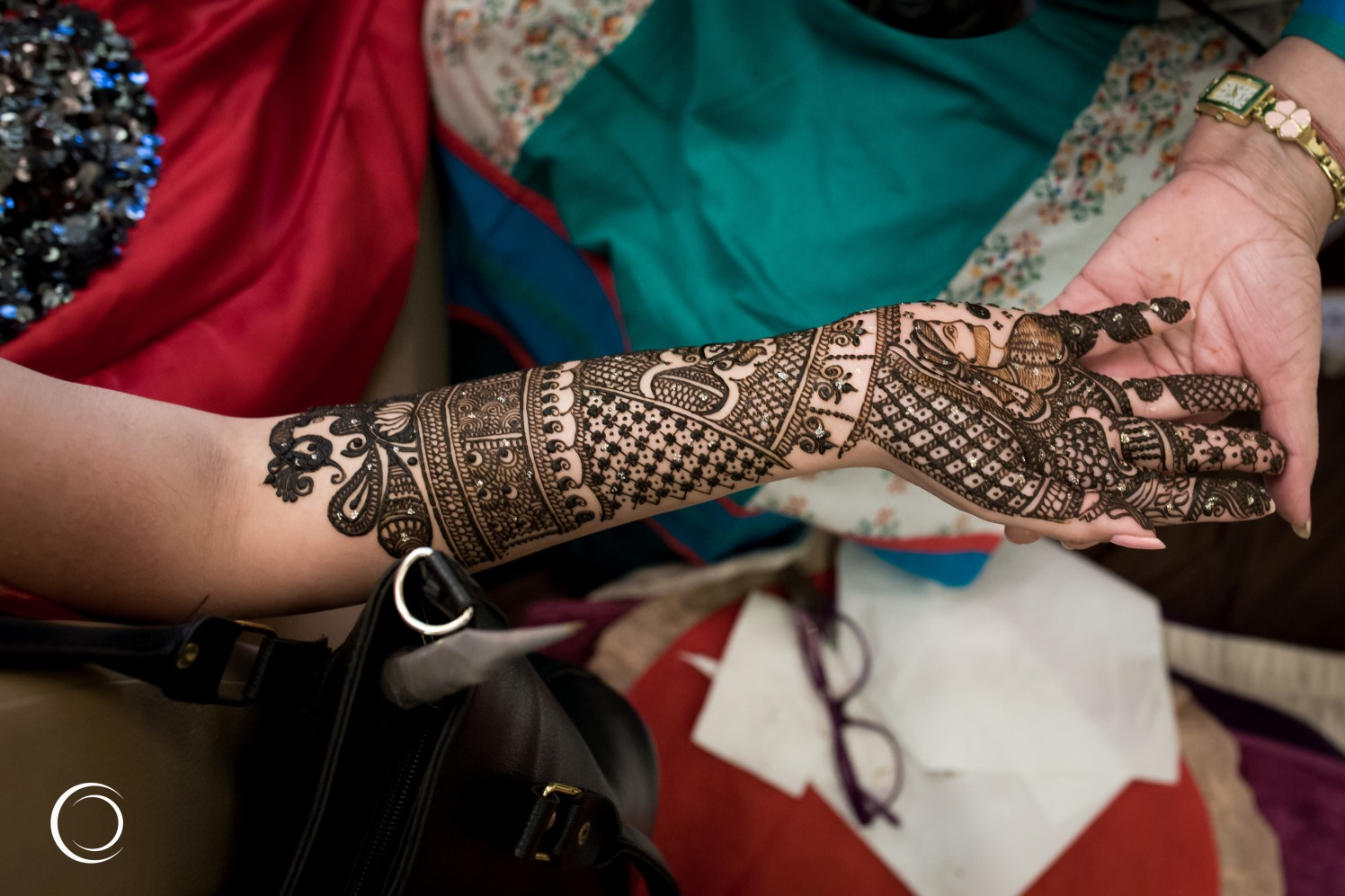 Intricate Mehendi Design For Your Wedding by Amish Photography Wedding-photography | Weddings Photos & Ideas