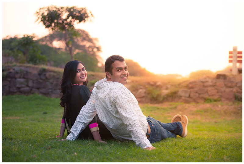 Pre Wedding Shot In A Serene Place by Arjun Kartha Wedding-photography | Weddings Photos & Ideas