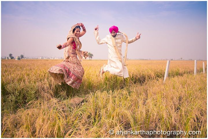 A Quirky Couple Portrait. by Arjun Kartha Wedding-photography   Weddings Photos & Ideas
