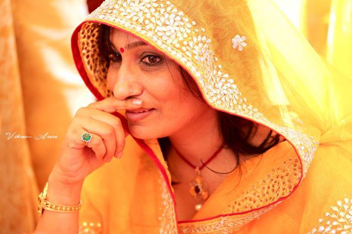 Mother Of The Bride On Haldi Day by Vikram Arora Wedding-photography | Weddings Photos & Ideas