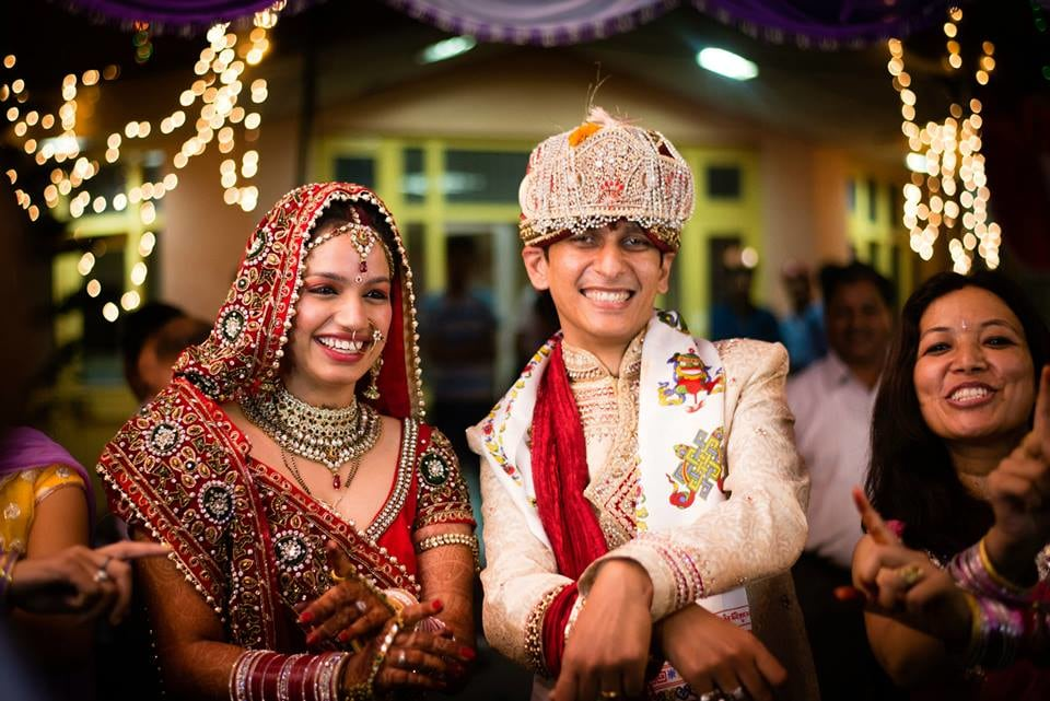 Stunning Bride And Groom by Dushyantha Kumar C Wedding-photography Bridal-jewellery-and-accessories | Weddings Photos & Ideas