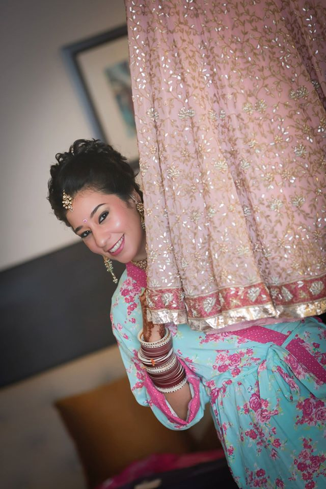 Charismatic Bride! by Arjun Mahajan Wedding-photography Bridal-makeup | Weddings Photos & Ideas