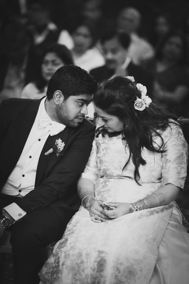 Perfect Couple Portrait by Arjun Mahajan Wedding-photography | Weddings Photos & Ideas