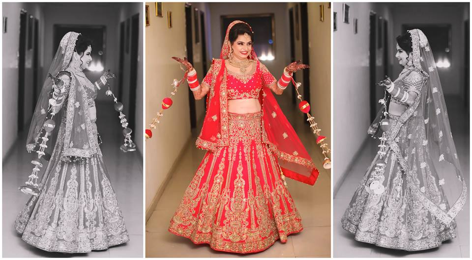 Cheerful Bride On Her Special Day! by Arjun Mahajan Wedding-photography Wedding-dresses | Weddings Photos & Ideas