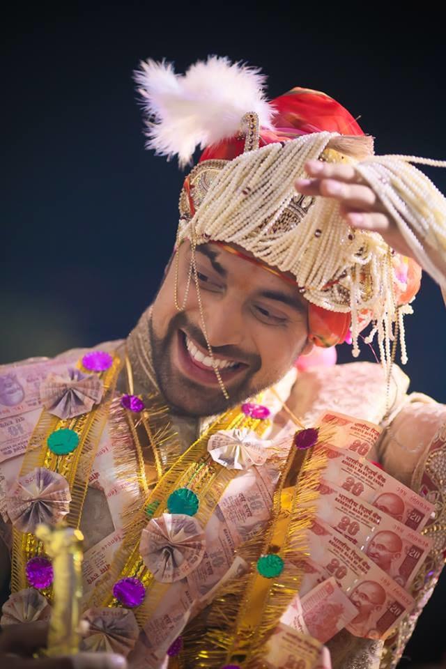 Ravishing Groom On His Wedding Day by Arjun Mahajan Wedding-photography Groom-wear-and-accessories | Weddings Photos & Ideas