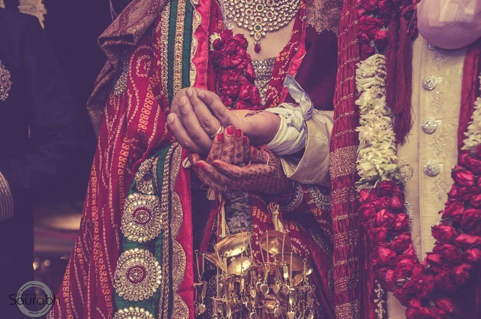 Eternal Bond Of The Couple! by Saurabh Wedding-photography | Weddings Photos & Ideas