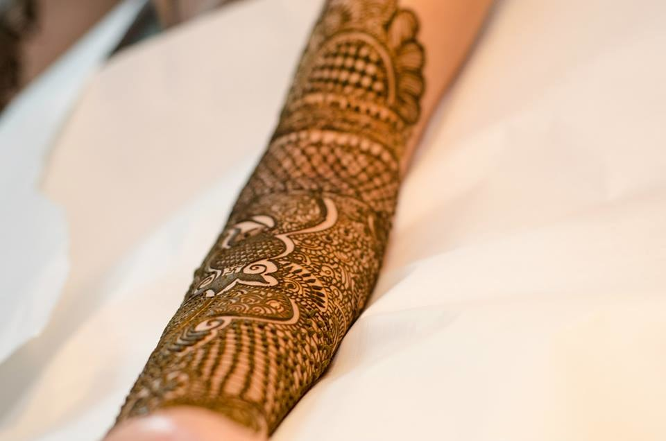 Indian Mehndi Design! by Saurabh Wedding-photography | Weddings Photos & Ideas