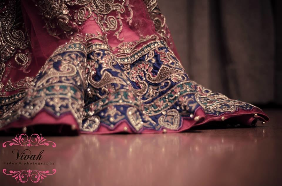 Wedding Lehenga! by Saurabh Wedding-photography | Weddings Photos & Ideas