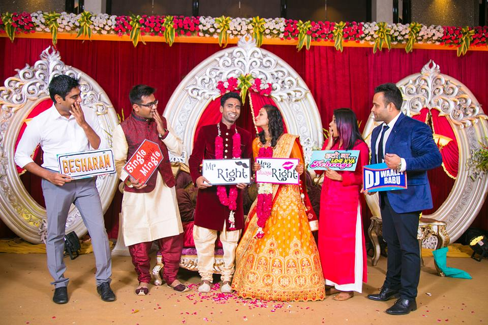 The Quirky Gang! by Saurabh Wedding-photography | Weddings Photos & Ideas