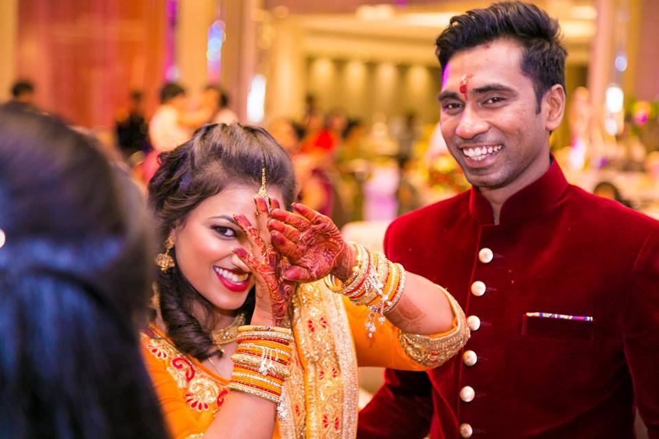 Peek-a-boo! by Saurabh Wedding-photography | Weddings Photos & Ideas