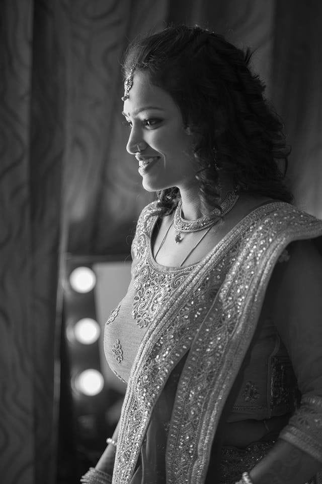 Edgy Bride On Her Engagement Day! by Saurabh Wedding-photography | Weddings Photos & Ideas