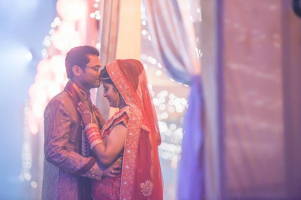 Lovely Couple Portrait! by Saurabh Wedding-photography | Weddings Photos & Ideas