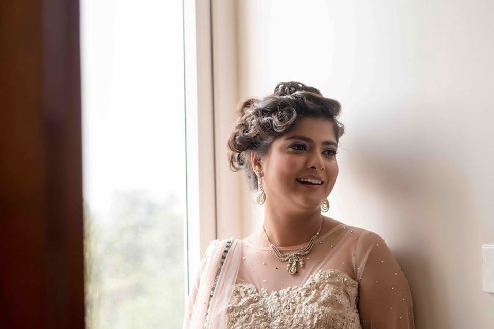 Magnificent Smile Of The Bride! by Saurabh Wedding-photography Bridal-makeup | Weddings Photos & Ideas