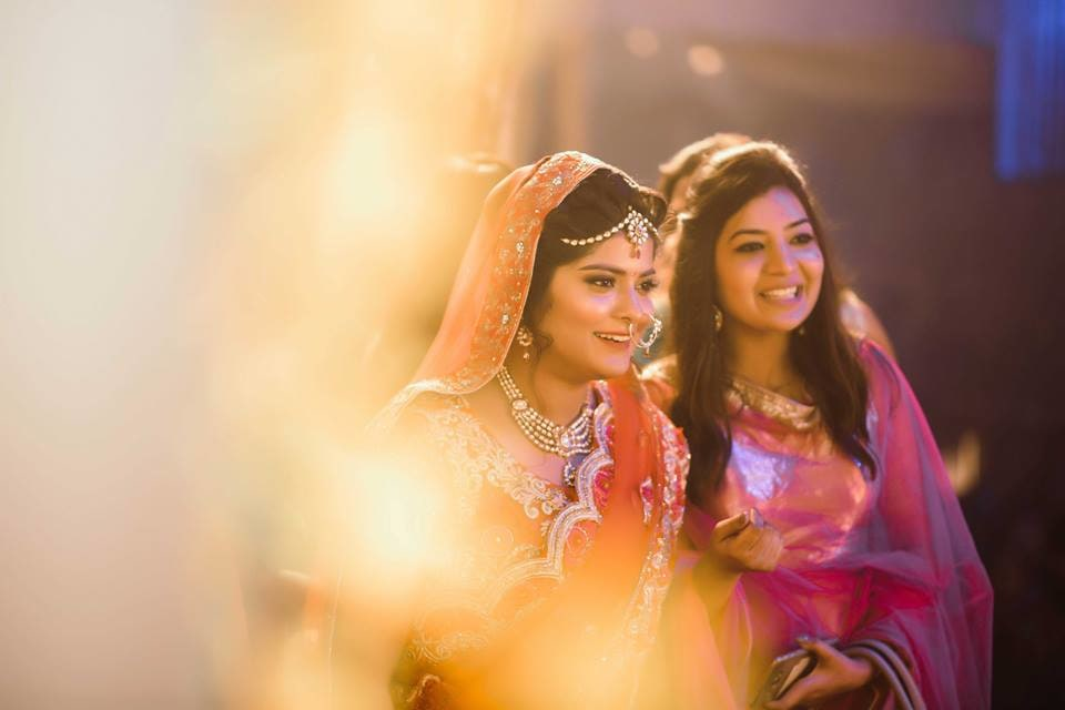 Bright-Eyed Bride! by Saurabh Wedding-photography Bridal-jewellery-and-accessories | Weddings Photos & Ideas