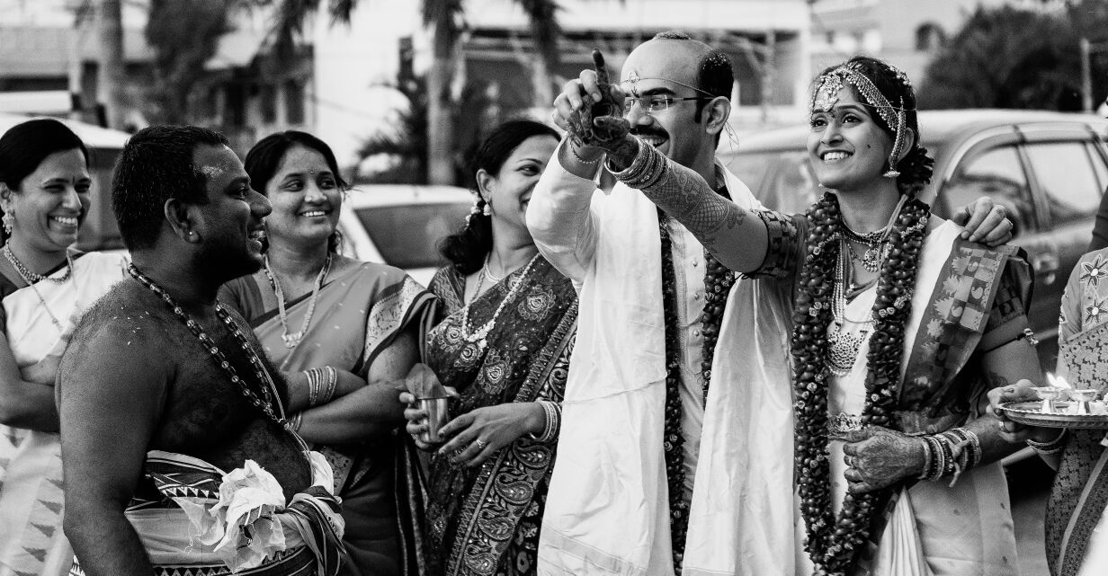 Auspicious Connection by Happy Shooting Wedding-photography | Weddings Photos & Ideas