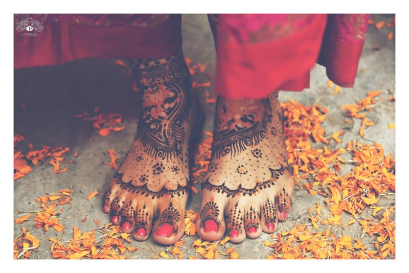 Stunning Mehendi! by Rajan Parmar Wedding-photography | Weddings Photos & Ideas