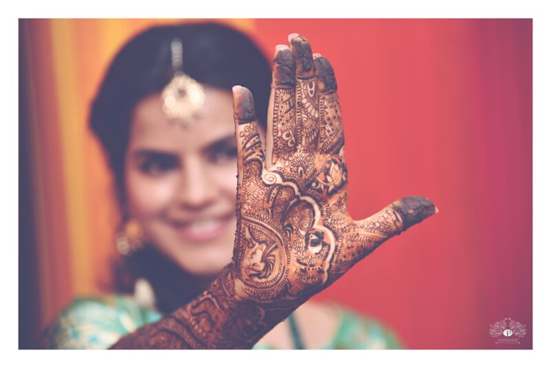 Stellar Mehendi! by Rajan Parmar Wedding-photography   Weddings Photos & Ideas