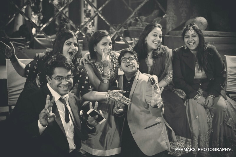 The Fabulous Gang! by Rajan Parmar Wedding-photography | Weddings Photos & Ideas