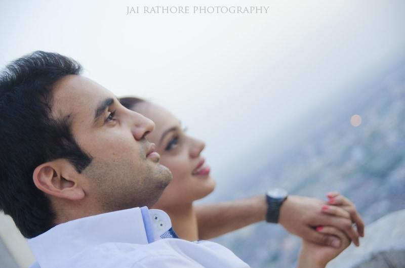 Simple Pre Wedding Shoot! by Jai Rathore Wedding-photography | Weddings Photos & Ideas