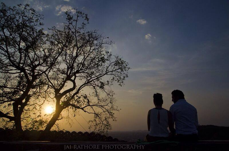 Pre Wedding Shoot In Serene Place! by Jai Rathore Wedding-photography | Weddings Photos & Ideas