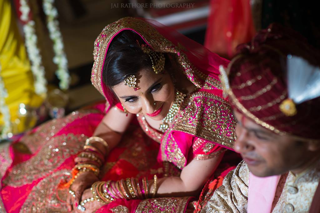 Regal Duo On Their Special Day! by Jai Rathore Wedding-photography Bridal-makeup Bridal-jewellery-and-accessories Groom-wear-and-accessories | Weddings Photos & Ideas