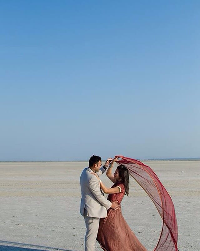 Pre Wedding Shoot In An Exotic Location! by Jai Rathore Wedding-photography | Weddings Photos & Ideas