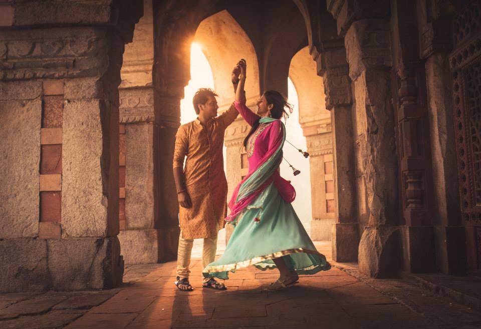 Twirling Bride Shot! by Rishabh Sood Wedding-photography | Weddings Photos & Ideas
