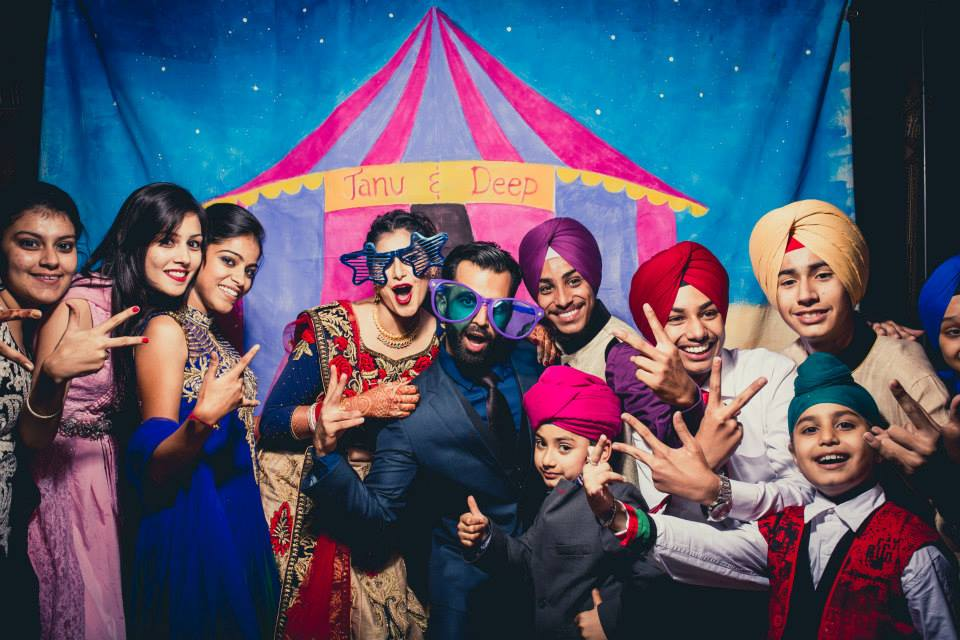 The Vibrant Gang! by Rishabh Sood Wedding-photography | Weddings Photos & Ideas
