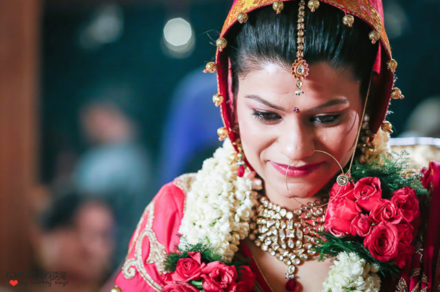 Enthralling Glimpse Of The Beautiful Bride! by Nikhil Arora Wedding-photography Bridal-makeup Bridal-jewellery-and-accessories | Weddings Photos & Ideas