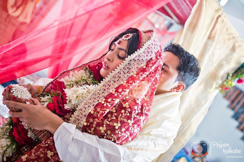 Ravishing Red by Priyam Malhotra Photography Wedding-photography | Weddings Photos & Ideas