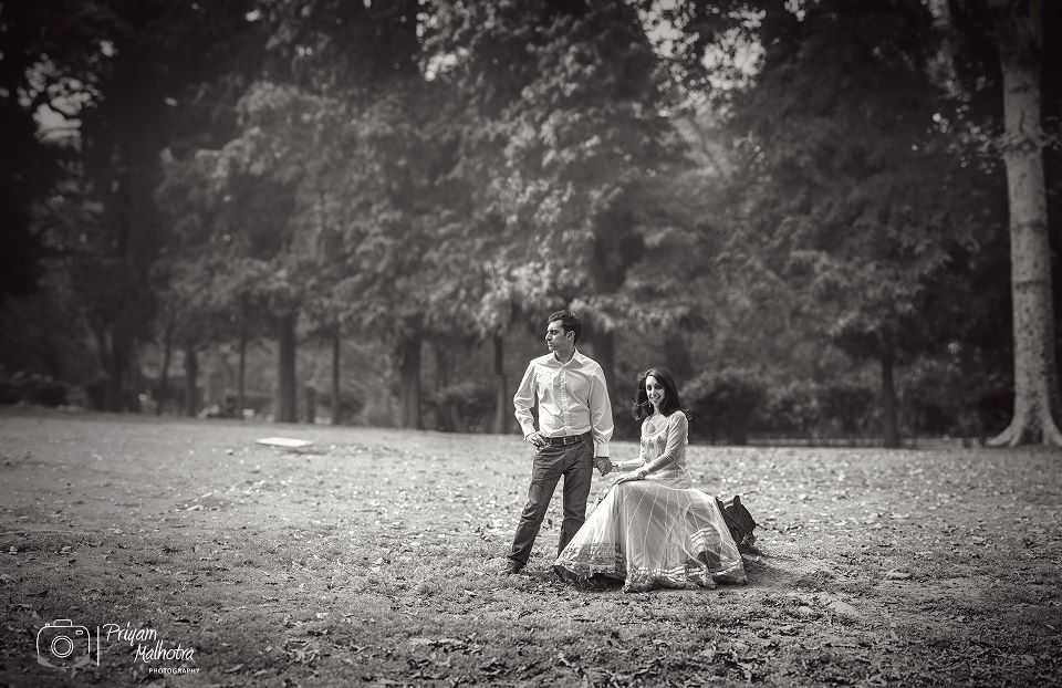 Black And White Shot by Priyam Malhotra Photography Wedding-photography   Weddings Photos & Ideas