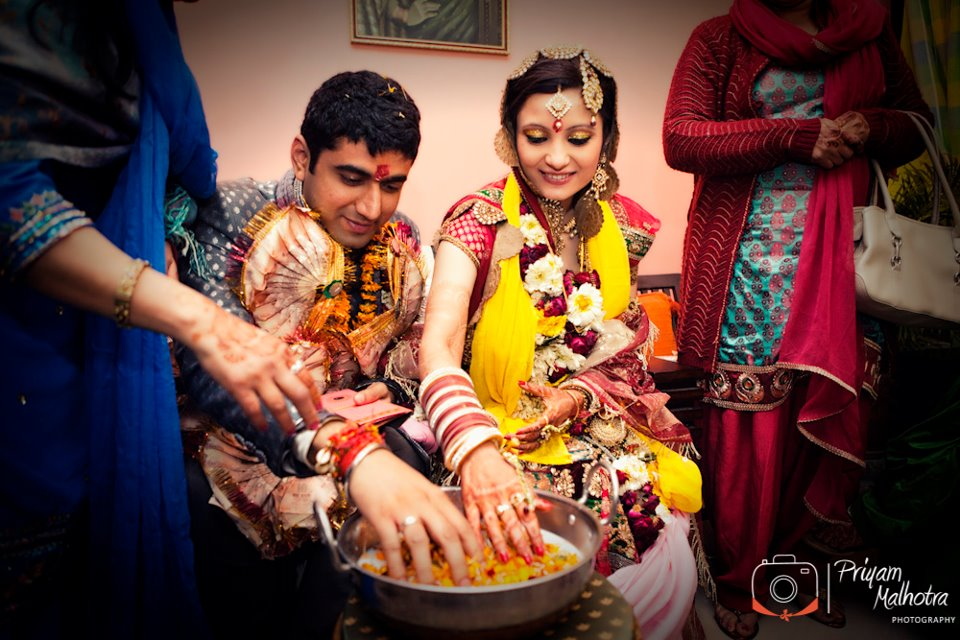 Ritual Shot by Priyam Malhotra Photography Wedding-photography | Weddings Photos & Ideas