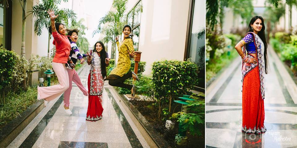 Quirky Poses by Priyam Malhotra Photography Wedding-photography | Weddings Photos & Ideas