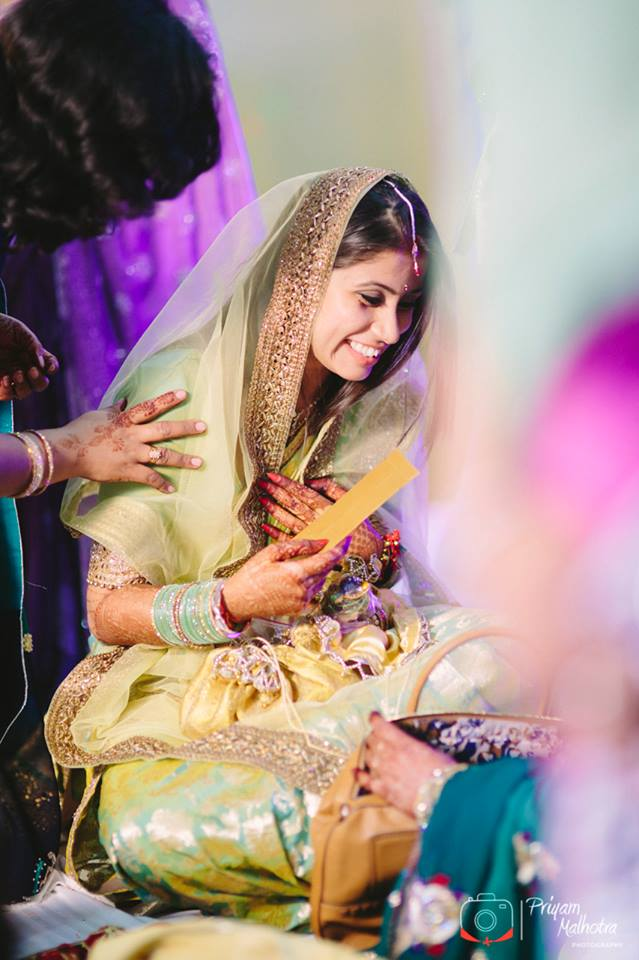 Bridal Shot by Priyam Malhotra Photography Wedding-photography | Weddings Photos & Ideas