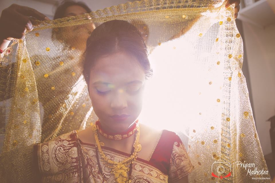 Effortlessly Graceful by Priyam Malhotra Photography Wedding-photography | Weddings Photos & Ideas