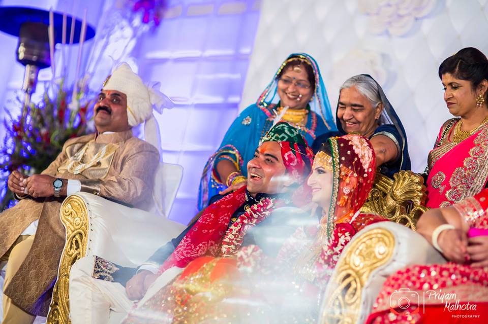 Family Shot by Priyam Malhotra Photography Wedding-photography | Weddings Photos & Ideas