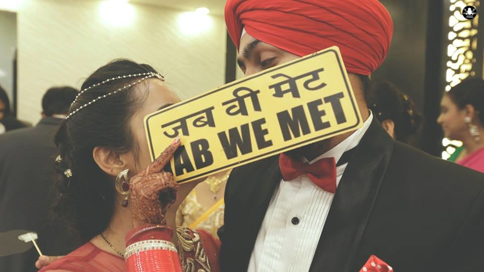 Jab We Met Themed Photoshoot by Kunal Khanna Wedding-photography | Weddings Photos & Ideas