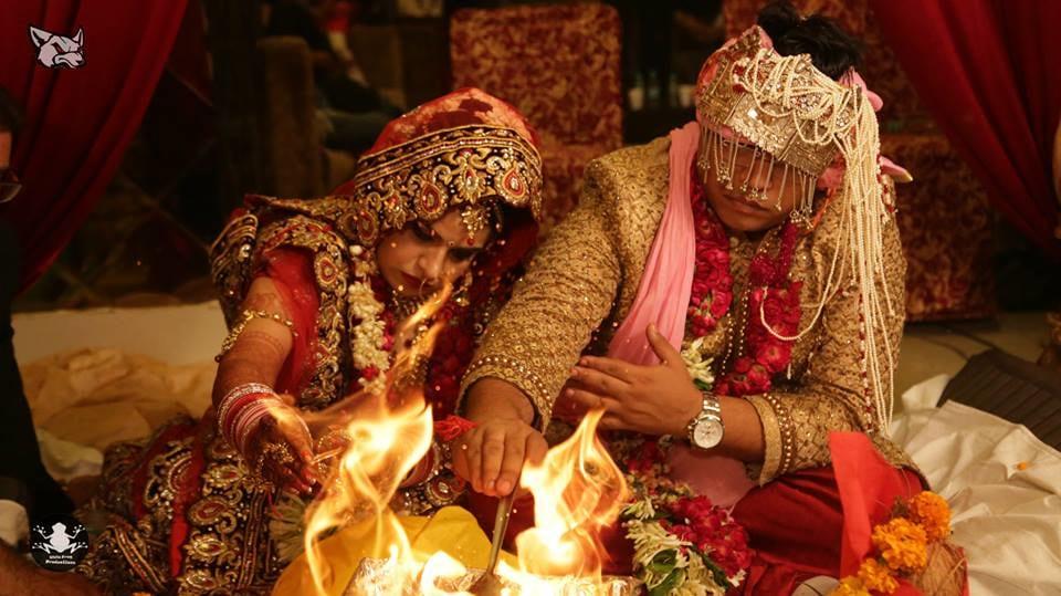 Sacred Flame by Kunal Khanna Wedding-photography | Weddings Photos & Ideas