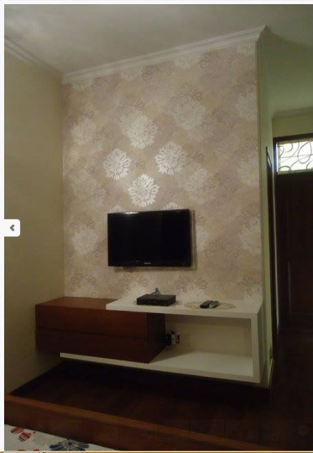 Contemporary TV Unit for Bedroom! by Chanana Enterprises Bedroom | Interior Design Photos & Ideas