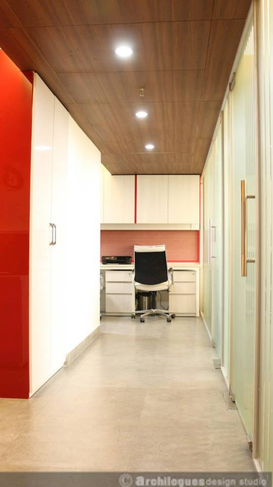 My corner by Archilogues Design Studio