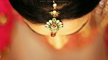 Splendid Mang tikka by Candid wedding Wedding-photography | Weddings Photos & Ideas