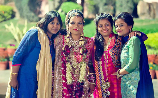 Bride and Friends of the Bride Shot by AKfotography Wedding-photography | Weddings Photos & Ideas