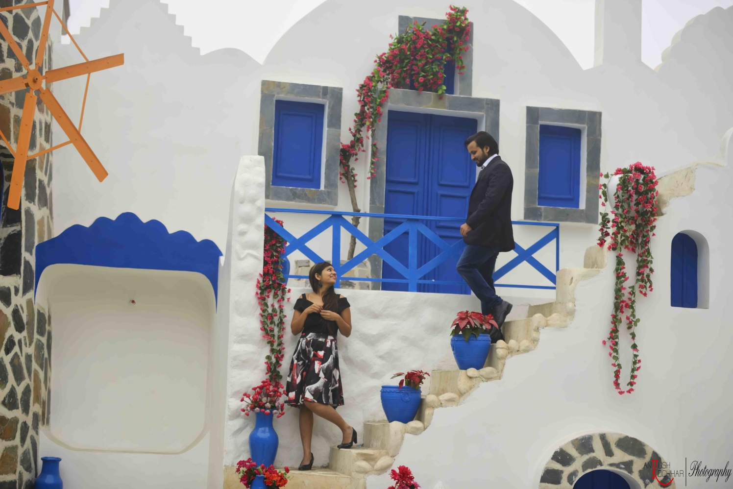 Beautiful Pre-Wedding Shoot Backdrop by AKfotography Wedding-photography | Weddings Photos & Ideas