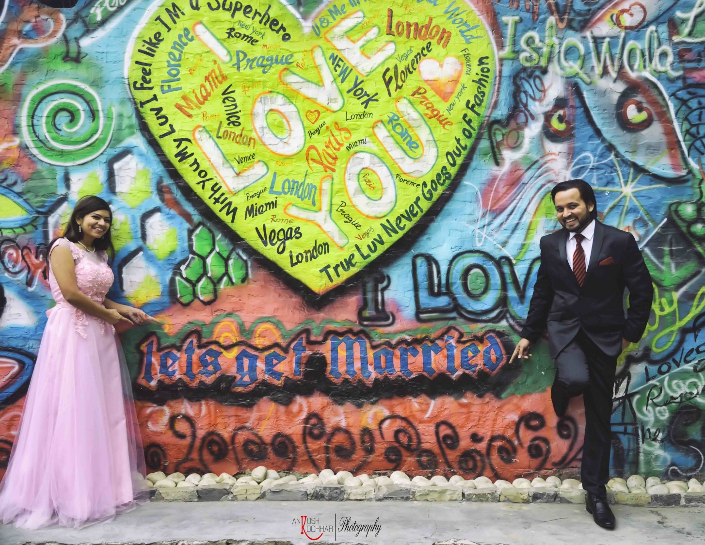 Pre-Wedding Shoot Backdrop by AKfotography Wedding-photography | Weddings Photos & Ideas