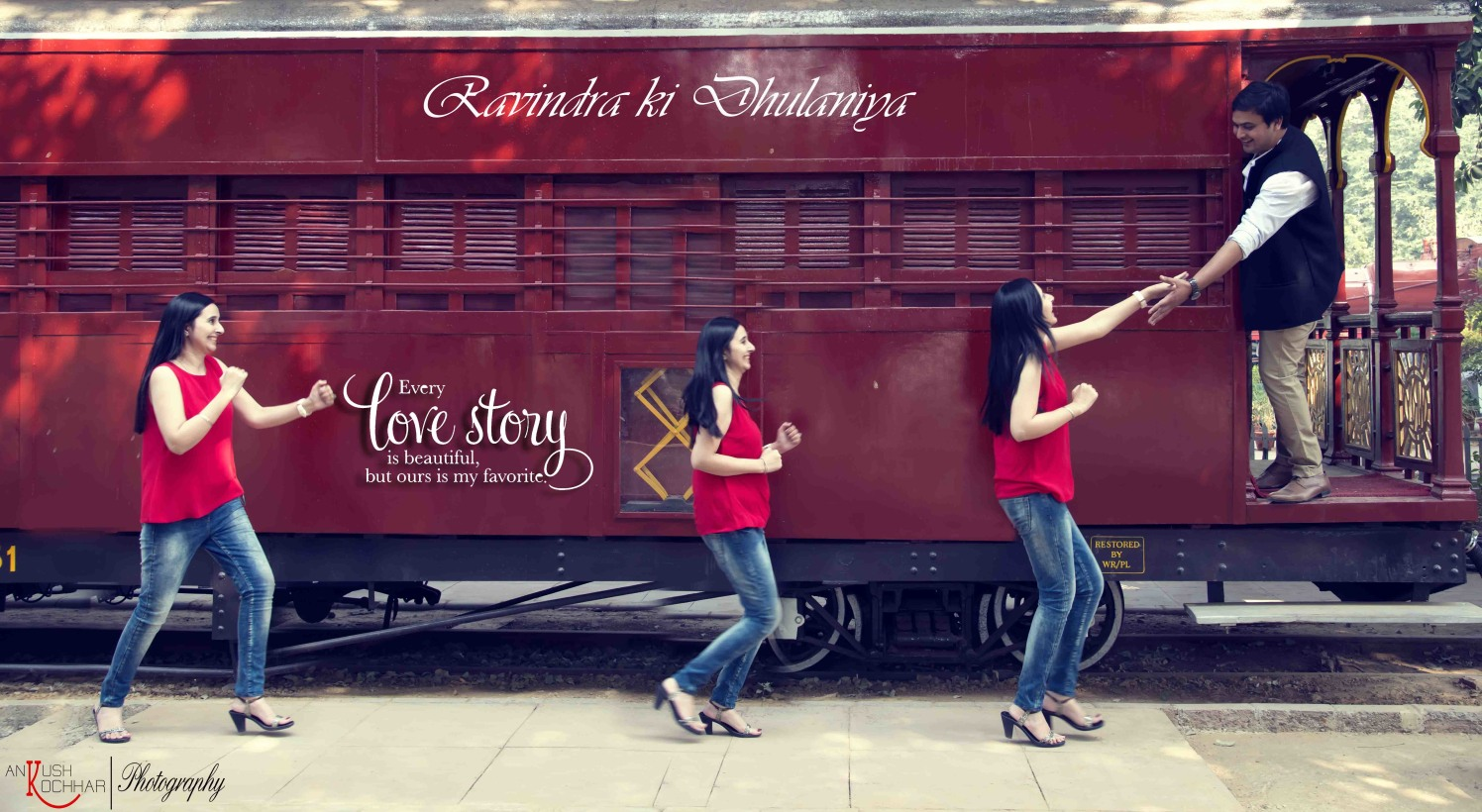 Filmy Pre-Wedding Shoot by AKfotography Wedding-photography | Weddings Photos & Ideas